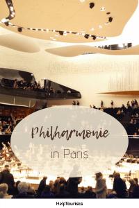 Pin Philharmonie