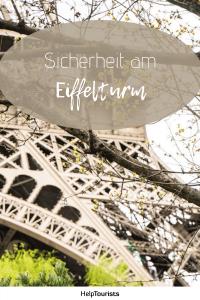 Pin Sicherheit Eiffelturm