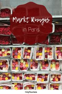 Pin Markt Rungis
