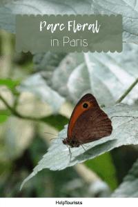 Pin Parc Floral
