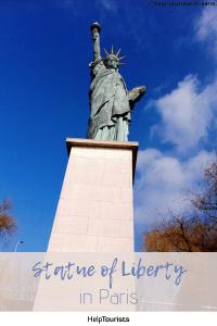 Pin Statue of Liberty