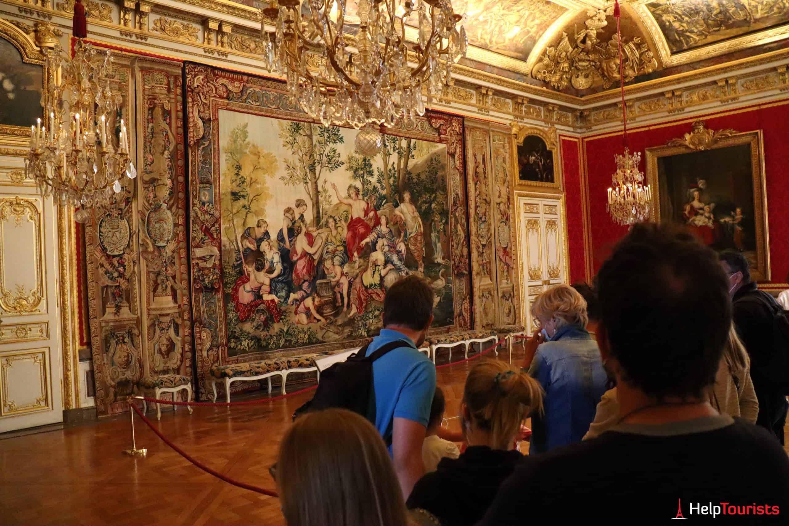 Paris Versailles Antichambre du grand couvert