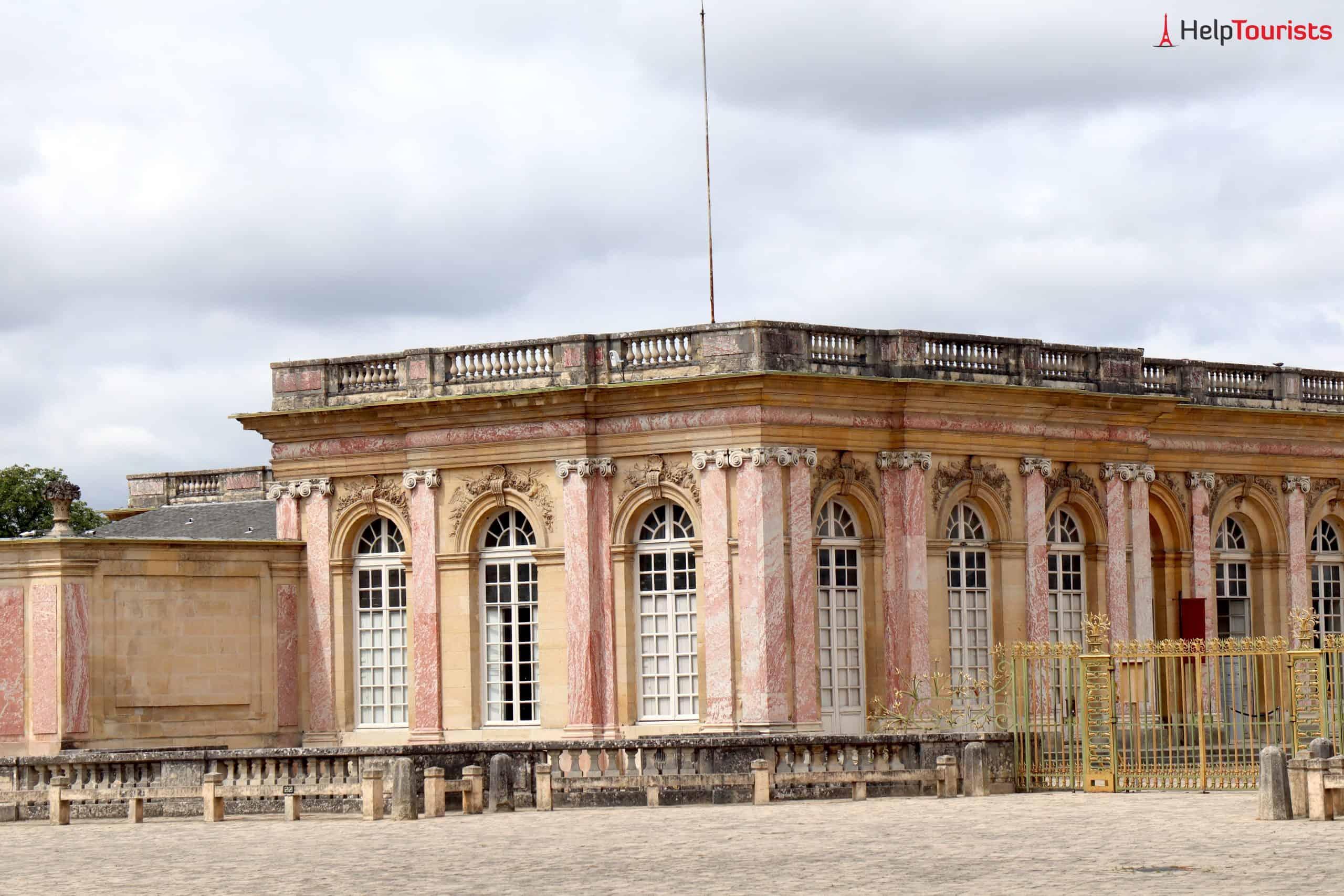 Paris Versailles Garten Domaine de Trianon Grand Trianon