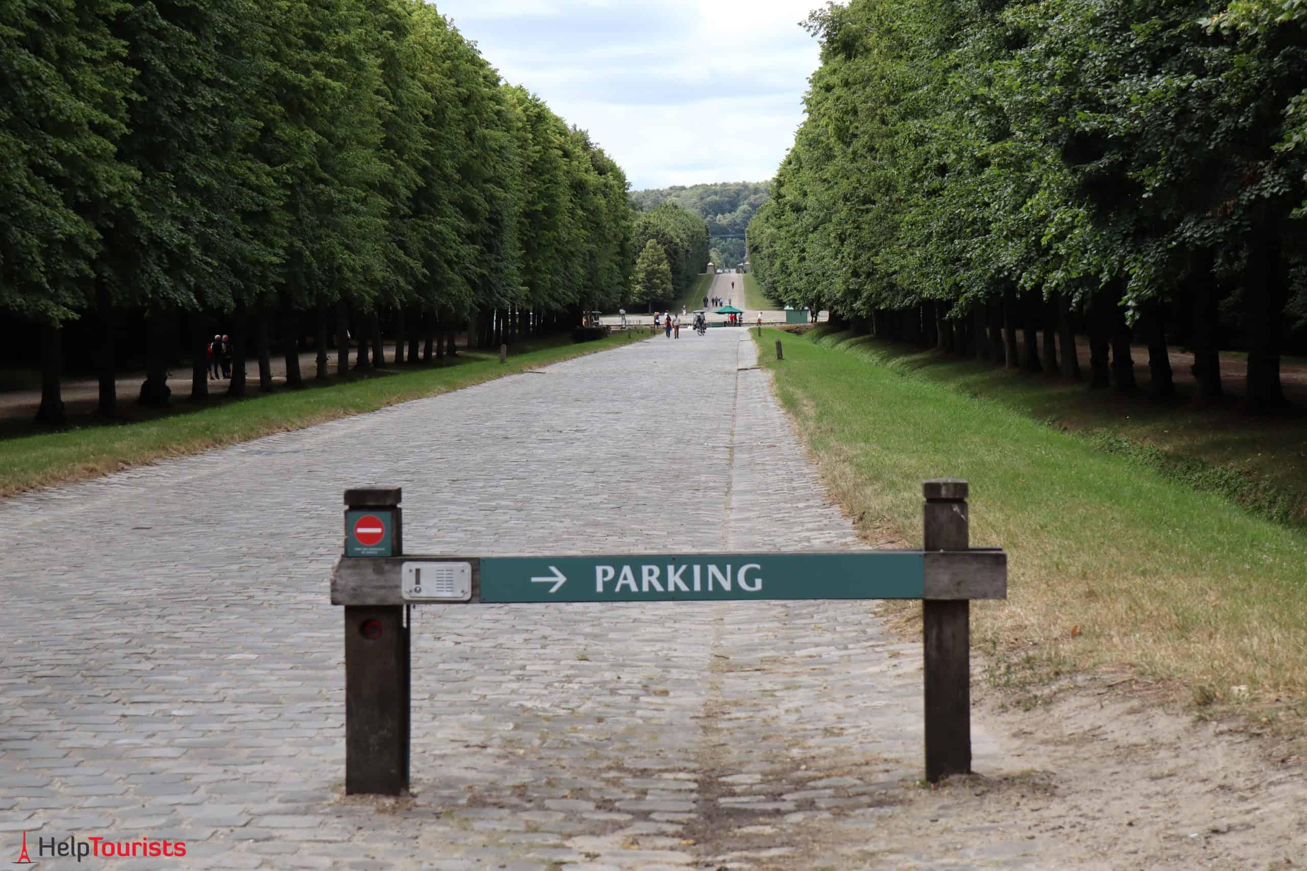 Paris Versailles Garten Parken
