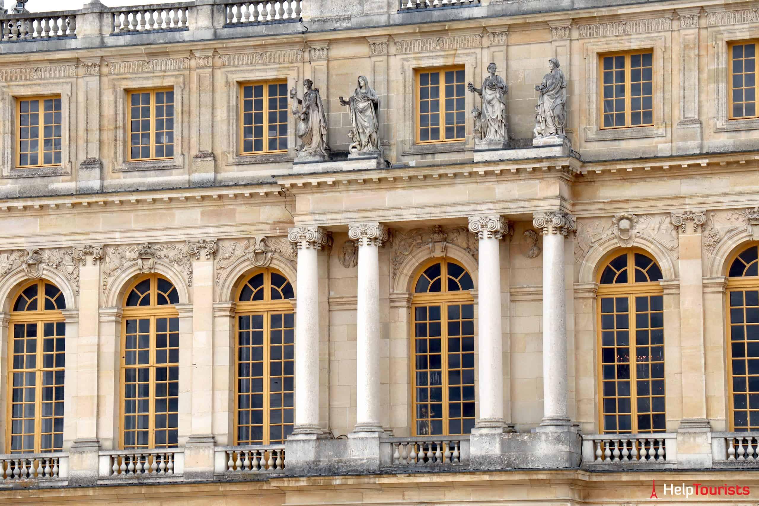 Paris Versailles Garten Schloss 2