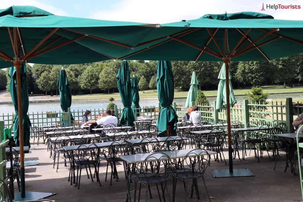 Paris Versailles Petit Venice Restaurant 5