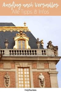 Pin Ausflug nach Versailles