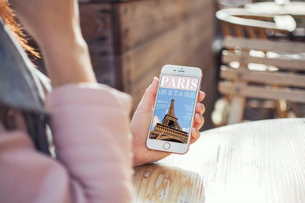 Paris an 3 tagen
