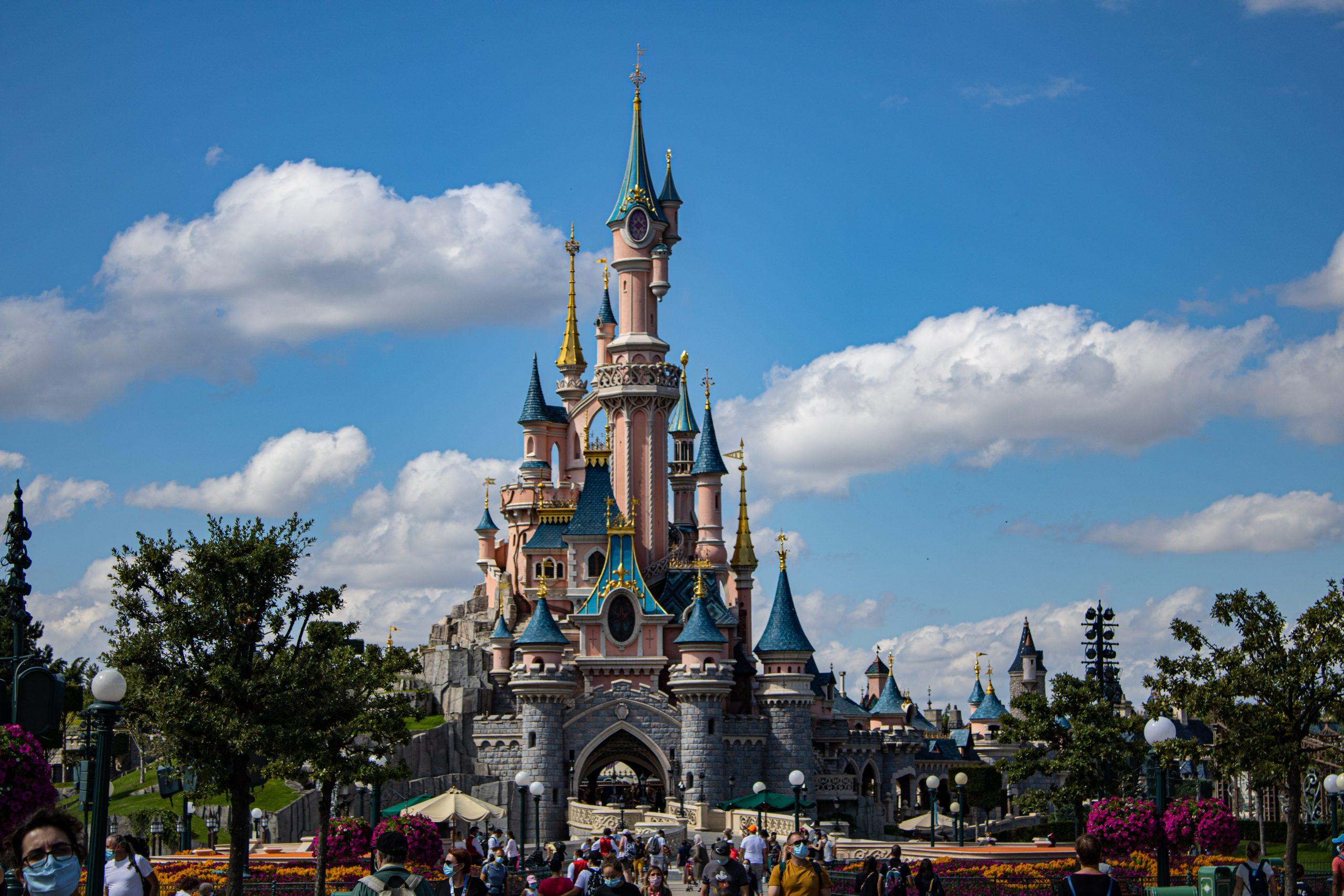 Schloss Disneyland Paris