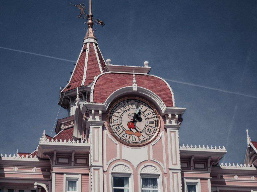 Uhr Disneyland Paris