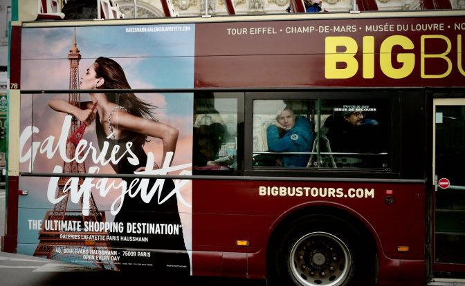 Big Bus Bustour Paris