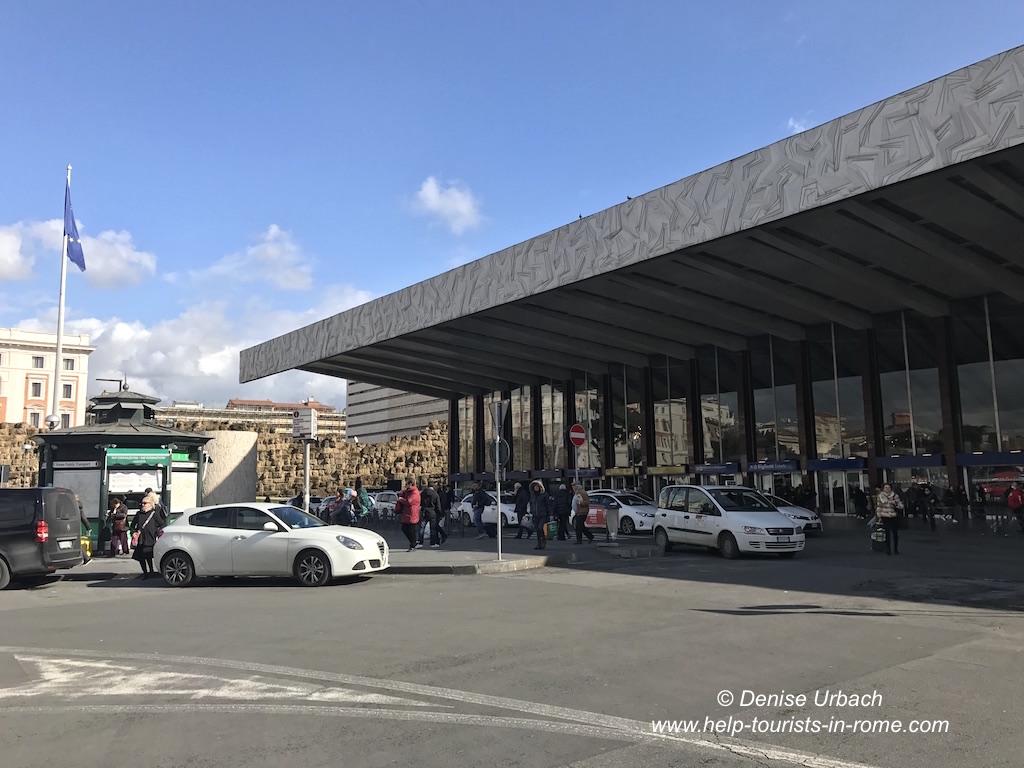 Termini Hauptbahnhof Rom