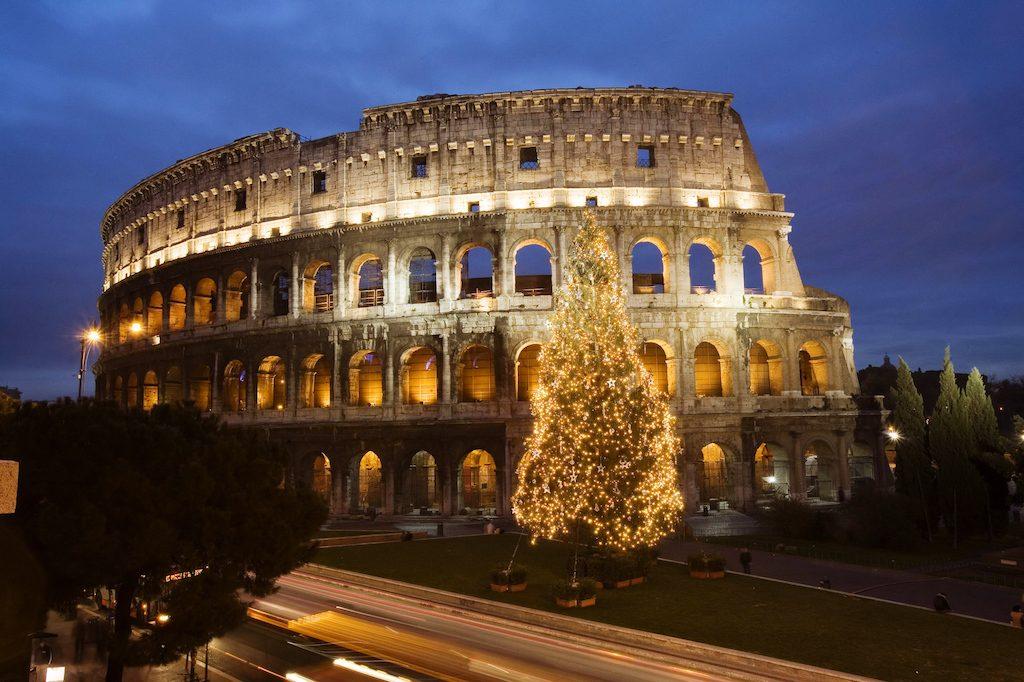 christmas-rome