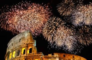 New Year's Eve Rome