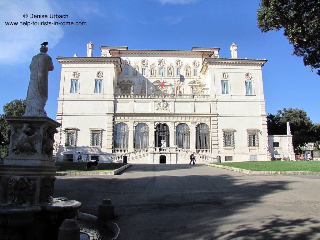 Museum Borghese in Rome