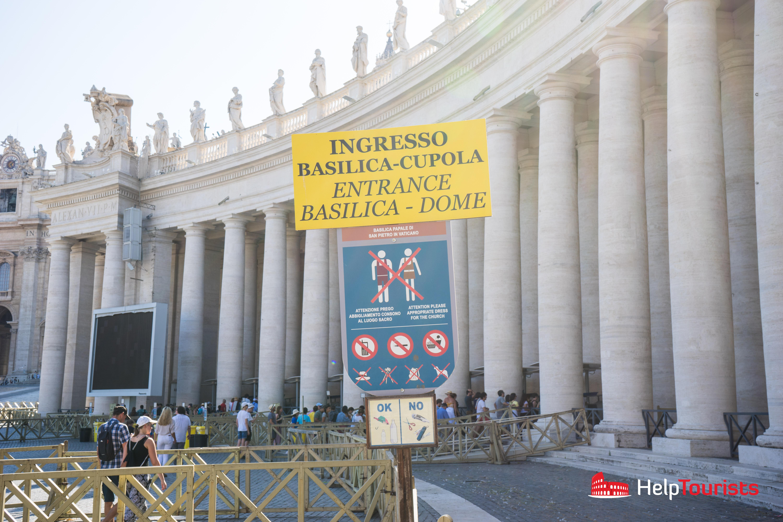 ROME_St_Peter's_Basilica_dress_code_sign_02_l