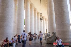 ROM_Vatikan_Saeulen_l
