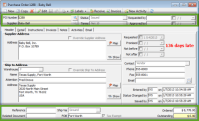 Purchase Order Window | Acctivate Help