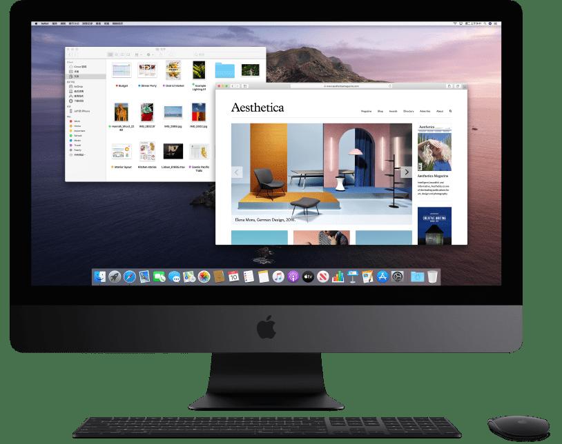 歡迎使用 iMac Pro 重要事項 - Apple 支援