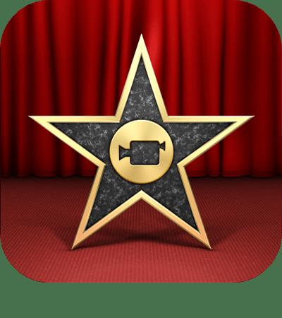 Image of iMovie icon