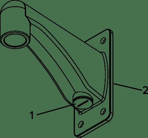 Mounting the Indoor/Outdoor Pendant Mount