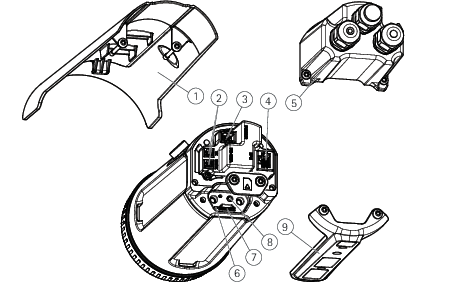 AXIS Q1942-E PT Mount Thermal Network Camera User manual