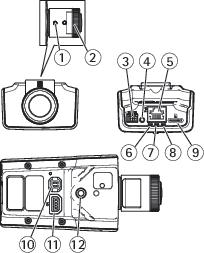 AXIS M1124 Network Camera User manual