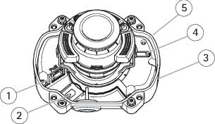 AXIS P3225-V Mk II Network Camera User manual