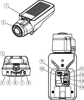 AXIS Q1615 Mk II Network Camera User manual