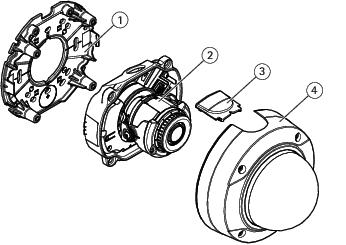 AXIS P3227-LVE Network Camera User manual