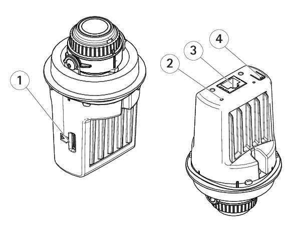 AXIS M3016 Network Camera User manual