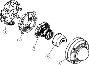 AXIS Q3517-SLVE Network Camera User manual