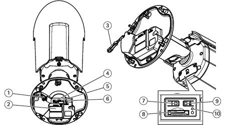 AXIS Q1786-LE Network Camera User manual