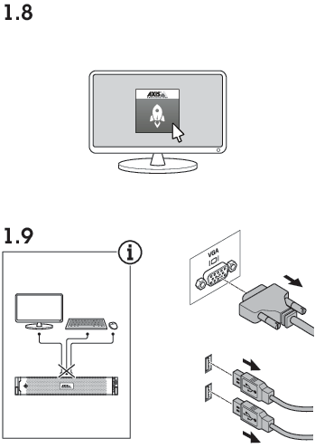 AXIS Camera Station S1132 Recorder User manual
