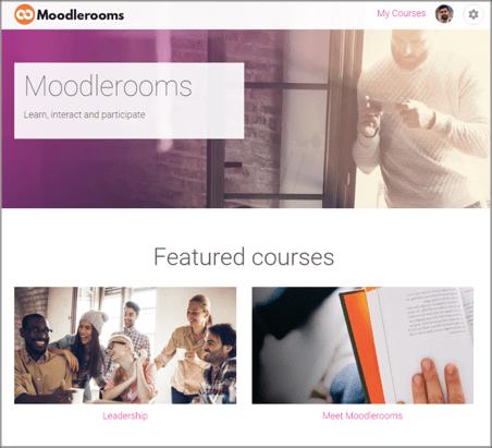 Moodlerooms 31 Maintenance Pack 2 Release  Blackboard Help