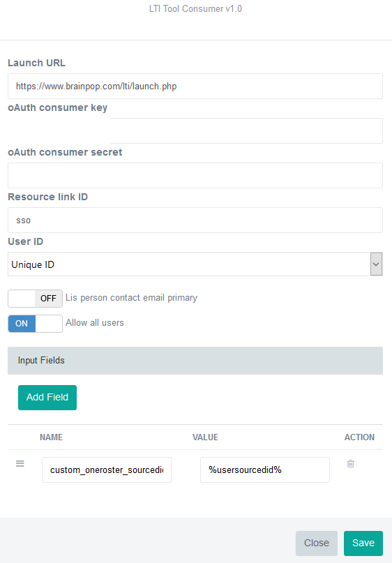 Troubleshoot Classlink/OneRoster API issues