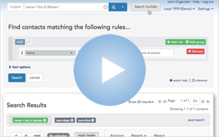 Video-Build an Advanced Search