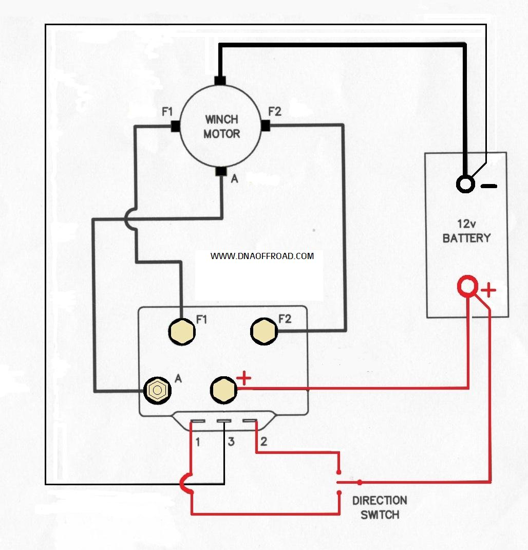 DNA Knowledge Base Titan Solenoid In Cab Swtich Wiring Diagram