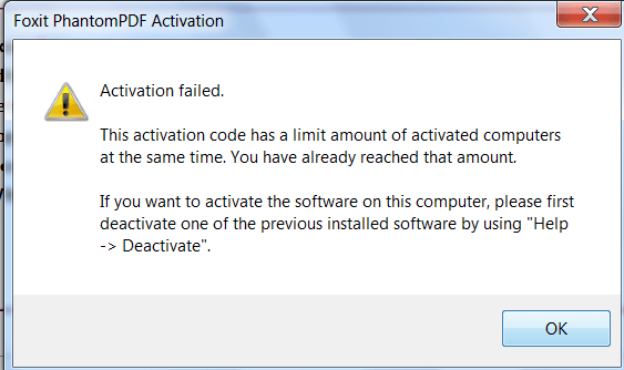 this activation code has