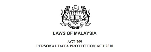 Malaysia's Personal Data Protection Act 2010 & iubenda