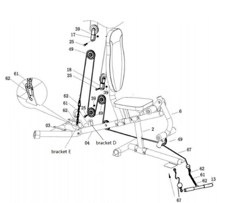Fortis 3 Gym Station - (FSHMGYMSTNA) - Manual
