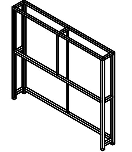 Ovela Bodrum 3 Piece Wicker Sofa Set (Dark Brown