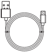 Kogan Powerflow Wireless Charging Gaming Mouse & RGB