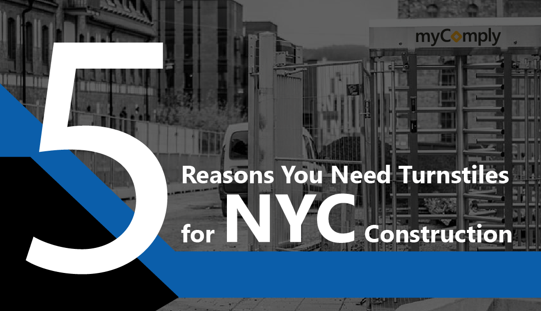 5 Reasons You Need Turnstiles for NYC Construction