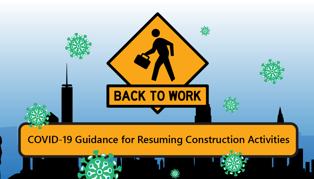 COVID-19: Back-to-Work Guidelines