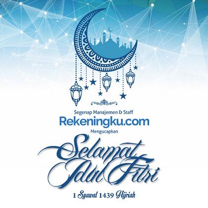 Info Deposit Withdraw Dan Selamat Hari Raya Idul Fitri 1439 H