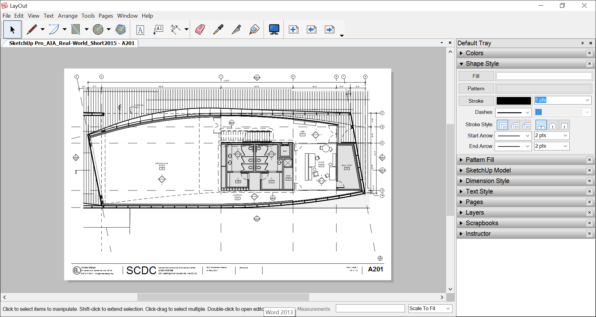hight resolution of layout