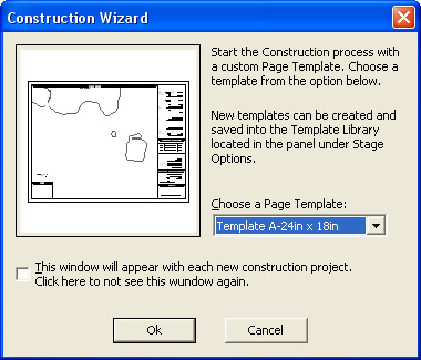 Pool Studio Construction Wizard