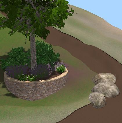 Pool Studio Designing Planters