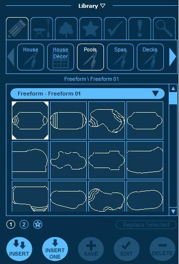 Pool Shape pool shape | help | structure studios